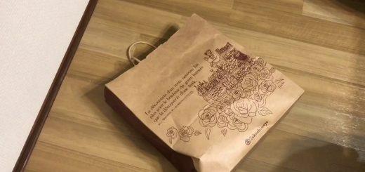 出て入って猫は喜ぶ紙袋、老舗デパートは質が違うと